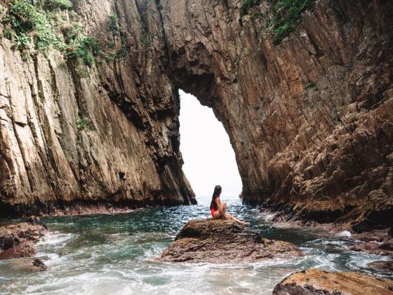 吊鐘洲 jin island